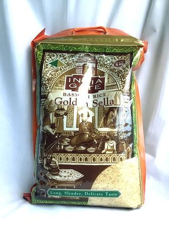 Basmati Rice Sella from India Gate