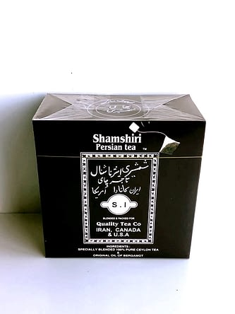Tea Bag – 50 – Shamshiri