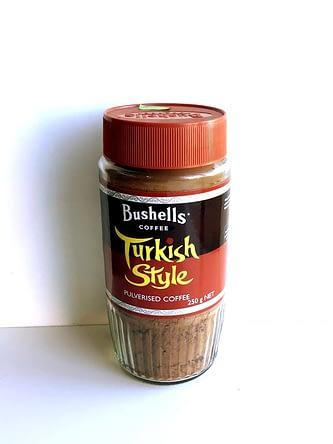 Turkish Coffee 250g Bushells