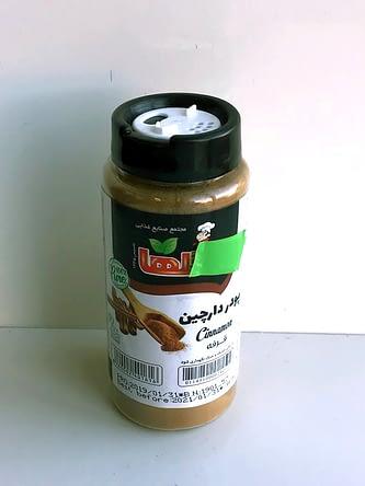 Cinnamon Powder from Golha