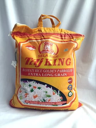 Taj King Basmati Rice