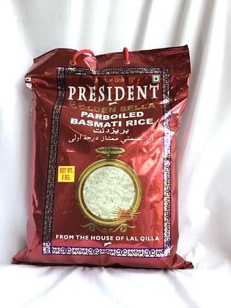 Basmati Rice from President
