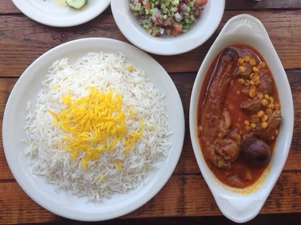Gheymeh Bademjan