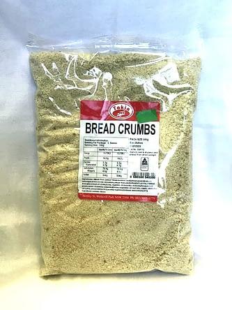 Breadcrumbs from Takin