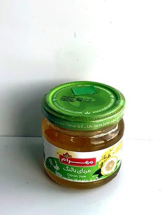 Citron Jam from Mahram