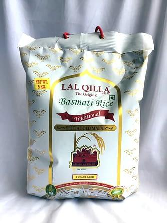 Basmati Rice Lal Qilla