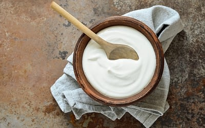 Sour Yoghurt – The natural benefits