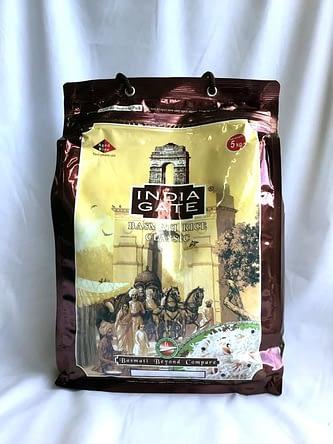 Basmati Rice from India Gate